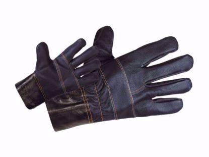rukavice,pracovní,kožené