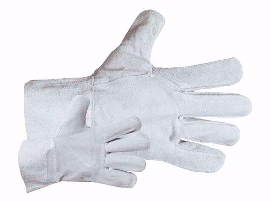 rukavice,kožené,pracovní