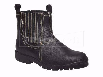 bezpečnostní,obuv,pérko