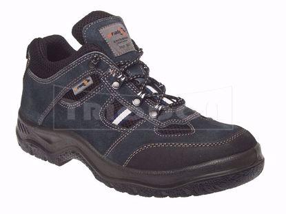 obuv,bezpečnostní,polobotka