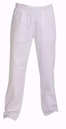 kalhoty,bílé,apus,gastro