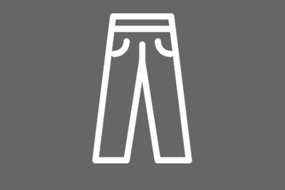 Obrázek pro kategorii Kalhoty do pasu