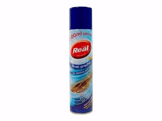 Obrázek Real proti prachu spray 400 ml