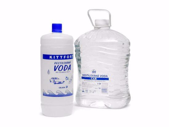 Obrázek Destilovaná voda