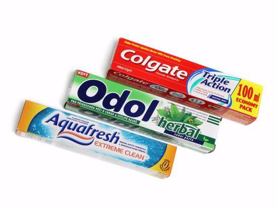 Obrázek Zubní pasty