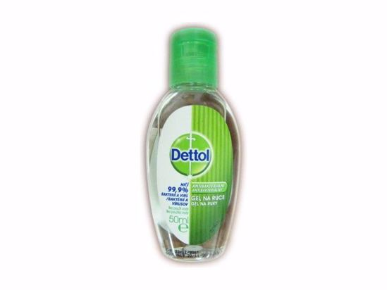 Obrázek Dettol ANBT gel na ruce 50 ml