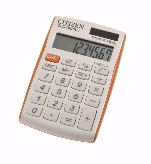 Obrázek Kalkulačka CITIZEN SLD-322RG