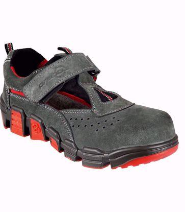 bezpečnostní,obuv,sandál