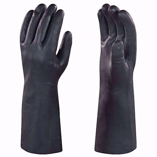 rukavice,pracovní,chemicky odolné