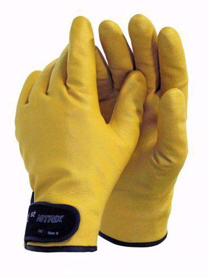 rukavice,pracovní,máčené,nitrix