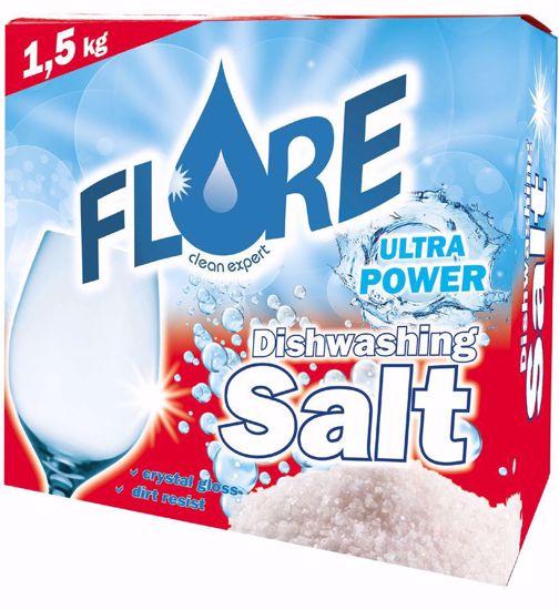 Obrázek Flore sůl do myčky nádobí 1,5 kg