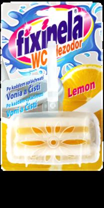 Obrázek Fixinela WC závěs 50 g lemon