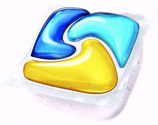 Obrázek Jar Platinum tablety do myčky nádobí 135 ks