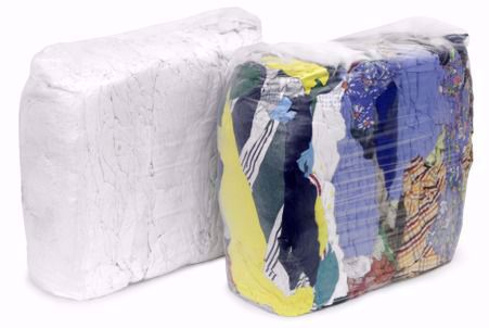Obrázek Hadry čisticí BTK řezané 10 kg