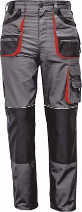 pracovní,kalhoty,šedé