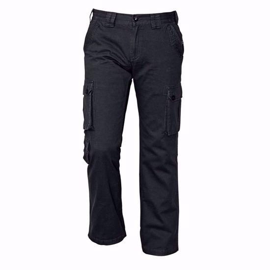 kalhoty,chena,černé