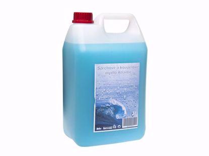 Obrázek Mýdlo tekuté Atlantic 5 l