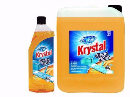 Obrázek Krystal podlahy s alfa alkoholem
