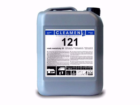 Obrázek Cleamen 121 metalický vosk