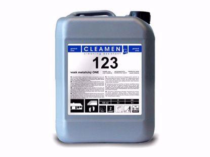 Obrázek Cleamen 123 metalický vosk ONE