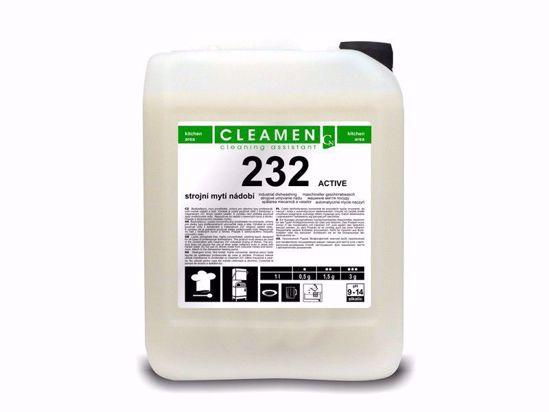 Obrázek Cleamen 232 strojní mytí nádobí ACTIVE