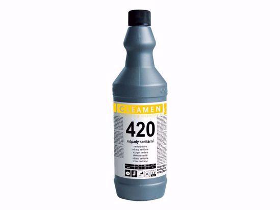 Obrázek Cleamen 420 odpady sanitární