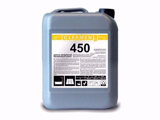 Obrázek Cleamen 450 gelový odvápňovač ploch