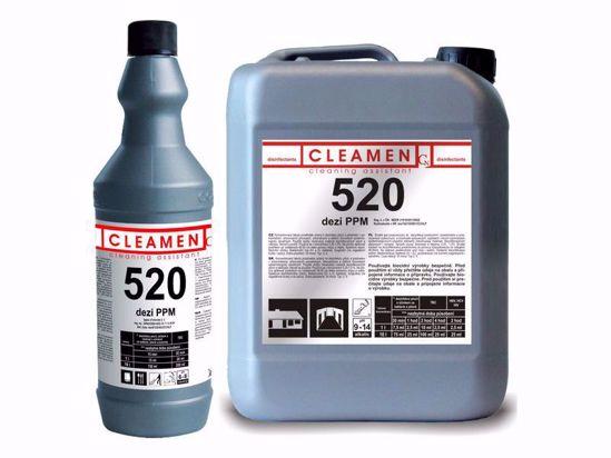 Obrázek Cleamen 520 dezi PPM (pevné plochy s mycím účinkem)