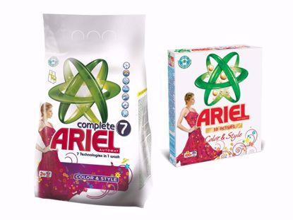 Obrázek Prací prášek Ariel Color