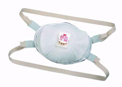 respirator,3m,8835,p3