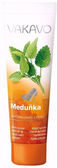 Obrázek Krém Vakavo meduňka 100 ml