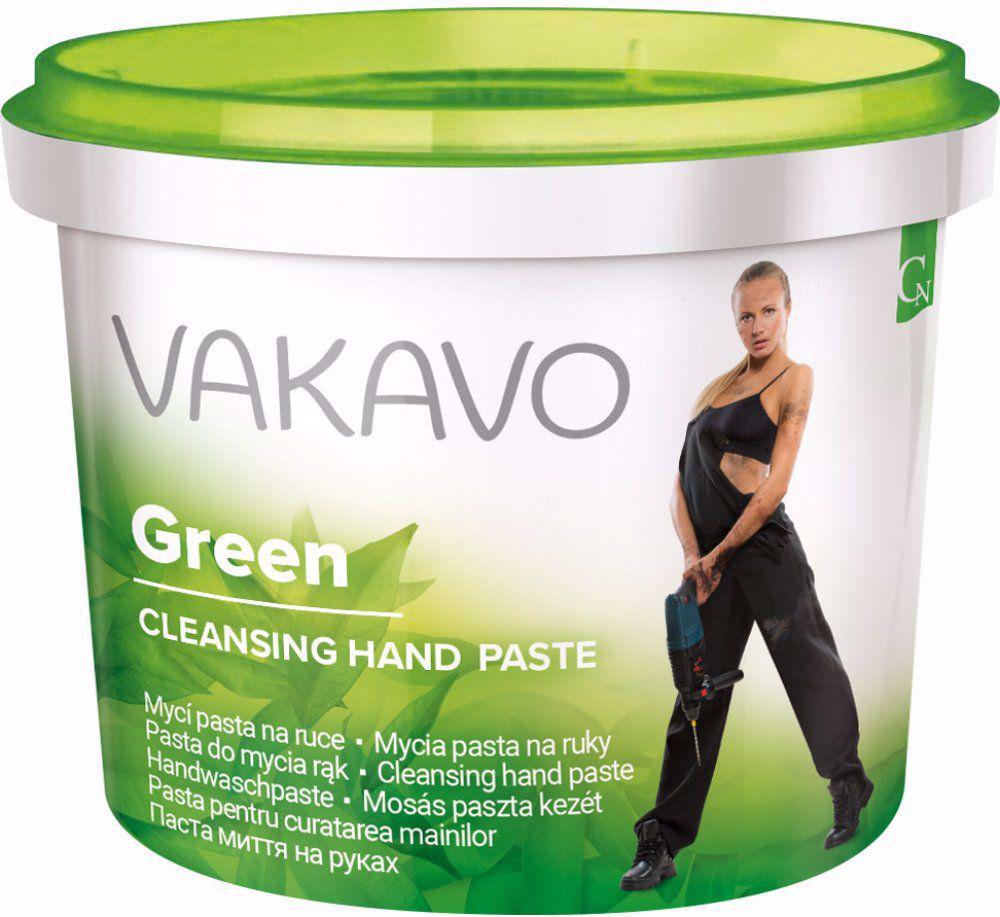 Obrázek Mycí pasta Vakavo green 450 g / 500 g