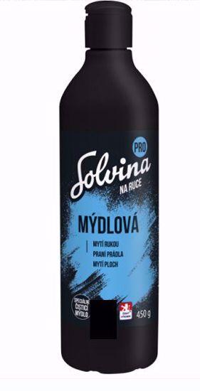 Obrázek Solvina profi mýdlo 450 g