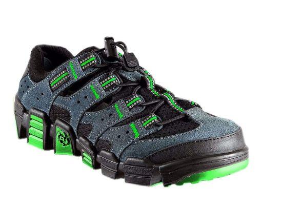 bezpečnostni, obuv, polobotka