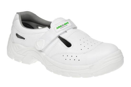 bezpečnostní, obuv, sandál