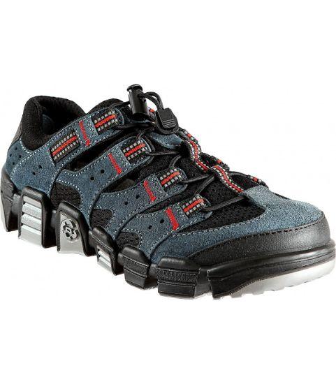 bezpečnostní, obuv, polobotka