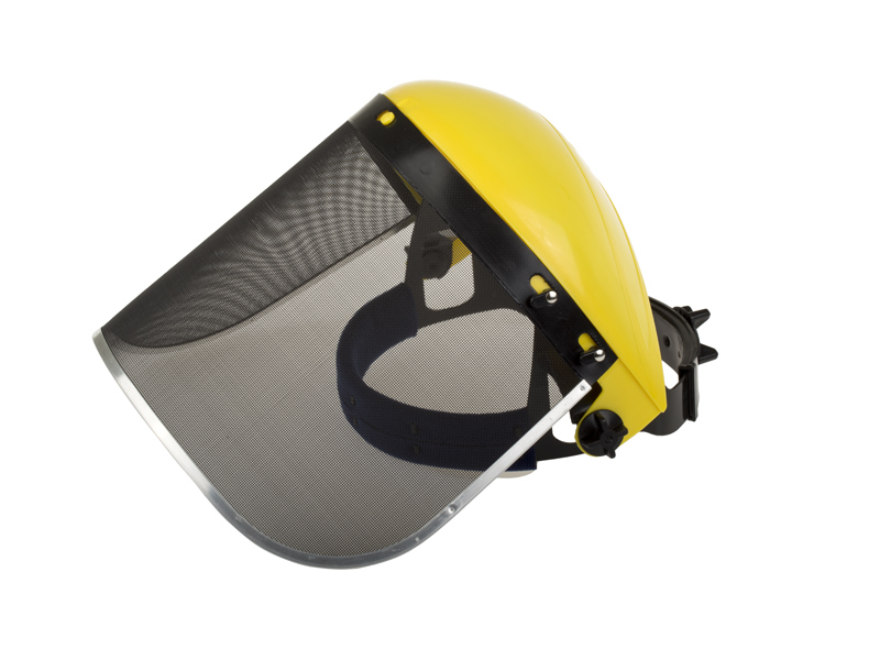 ochranný štít,visiguard mesh
