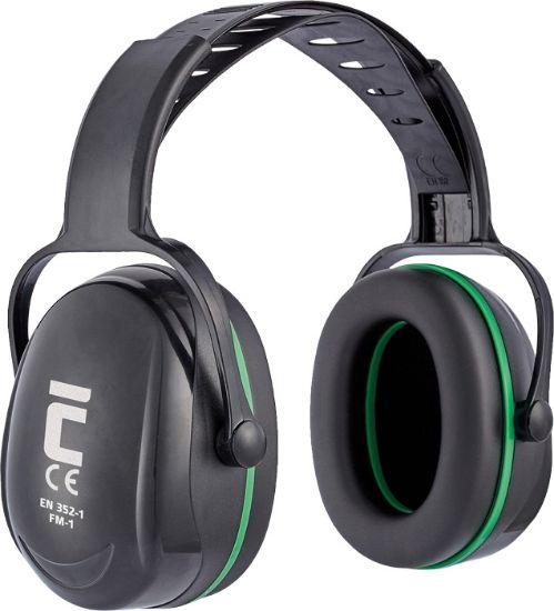 sluchátka, ochranné, FM-1