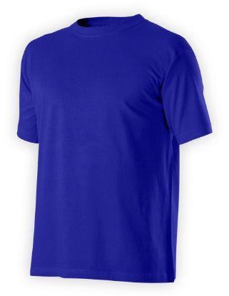pracovní tričko, tričko král. modré