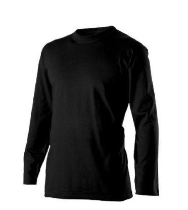 pracovní tričko, tričko černé