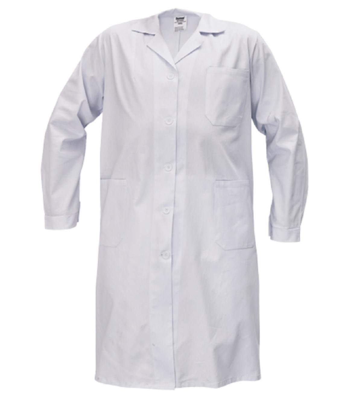 plášť,bílý,veris