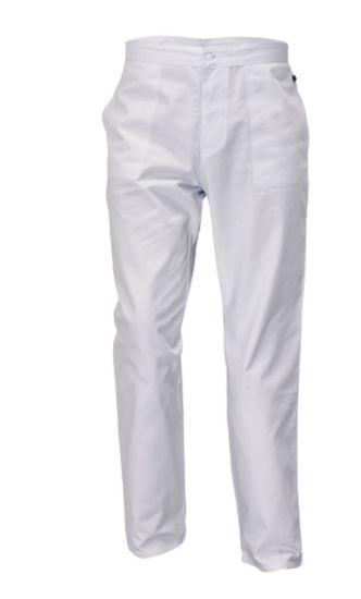 kalhoty,bílé,gastro,zdravotnické