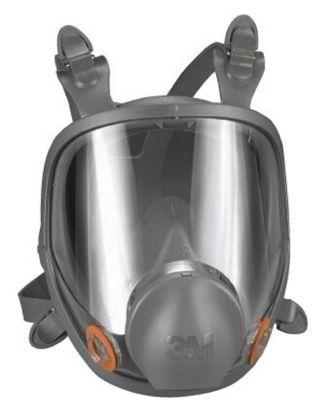 celoobličejová maska, 6800