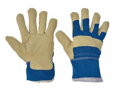 rukavice, kombinovavé, pracovní, zimní, shag