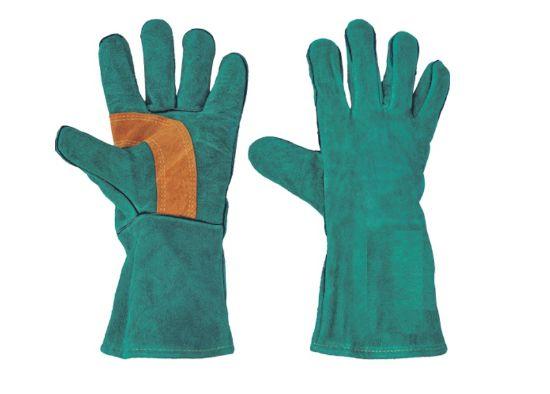 pracovní rukavice, svářecké