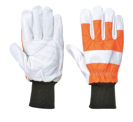 rukavice, pracovní, protipořezové