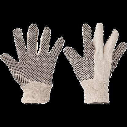 rukavice,pracovní,máčené,povrstvené