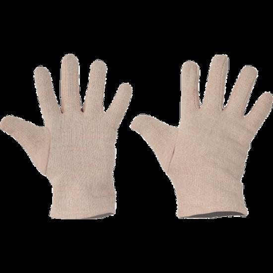 rukavice, pracovní, textilní
