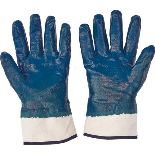 rukavice, pracovní, máčené